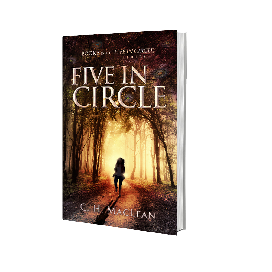 Five in Circle