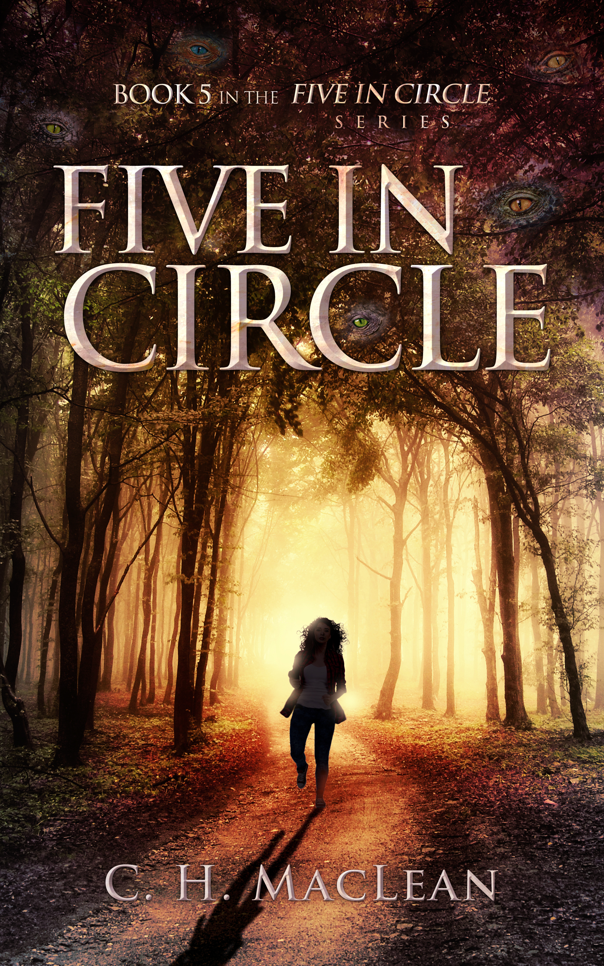 Five in Circle Cover